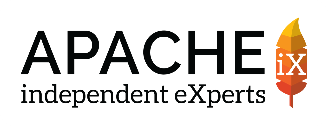 Apache Independent Experts Logo